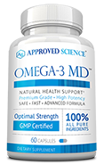 Omega-3 MD Small Bottle